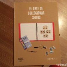 Sellos: EL ARTE DE COLECCIONAR SELLOS (1978). Lote 197463577