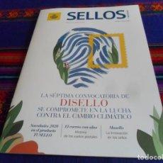 Sellos: SELLOS Y MUCHO MÁS Nº 59. MARZO 20. DISELLO, VUELOS POSTALES, INTELECTUALES FEMENINAS. BUEN ESTADO. . Lote 197627146