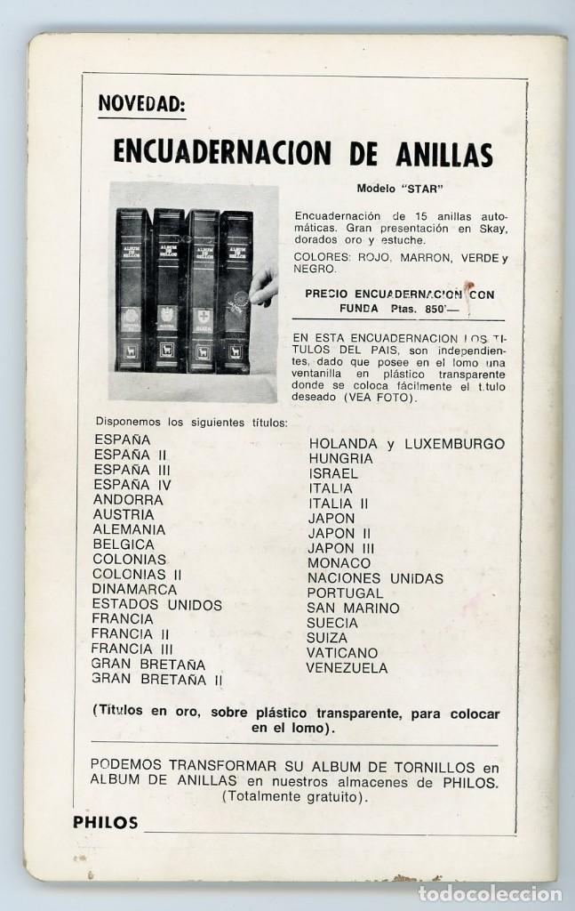 Sellos: Catálogo ilustrado España 1979. Ricardo de Lama. Yvert y Tellier - Foto 2 - 197739171