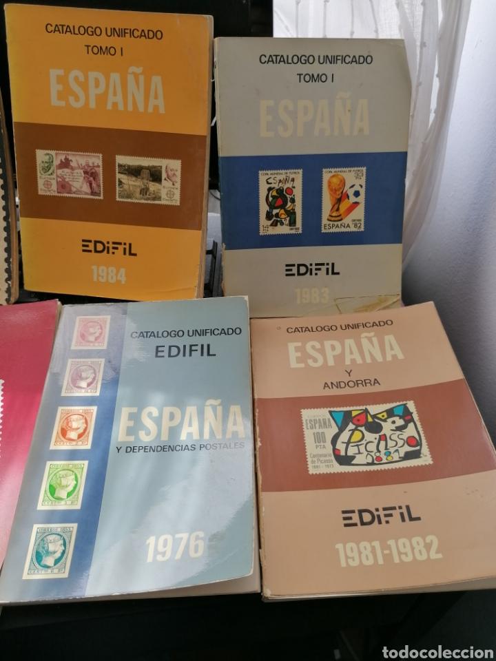 Sellos: Lote catálogos sellos 8 catálogos, una revista, destaca catálogo Critikian 1960 - Foto 4 - 200240732