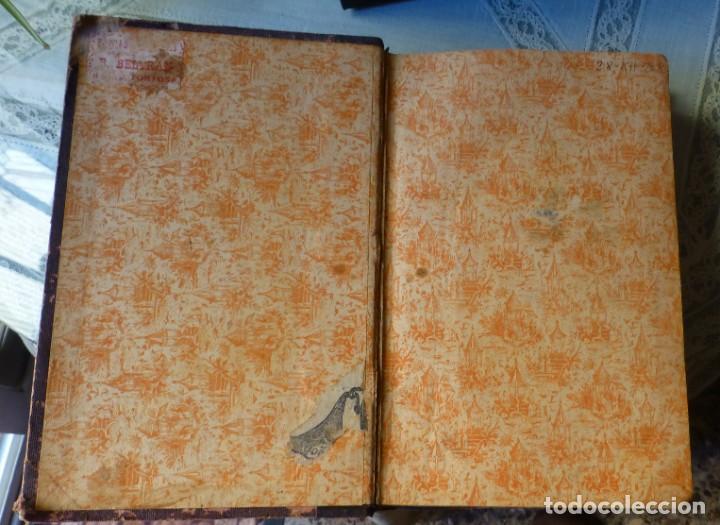 Sellos: Lecciones de Legislación de Correos por D. Carlos Flórez Madrid 1.916 584 páginas - Foto 3 - 204236496