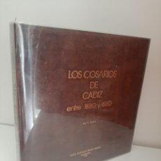 Sellos: LOS CORSARIOS DE CADIZ ENTRE 1830 Y 1860, FILATELIA-HISTORIA / PHILATELIC-HISTORY, 1977. Lote 209949762