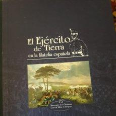 Sellos: EL EJÉRCITO DE TIERRA, EN LA FILATELIA ESPAÑOLA. Lote 210462813