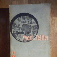 Sellos: CATÁLOGO YVERT & TELLIER 1969 - TOMO I - FRANCE - FRANCIA, MÓNACO, AFRICA DEL NORTE, ANDORRA. Lote 210965921