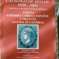 Sellos: CATÁLOGO ENCICLOPÉDICO FILABO. Lote 210965934