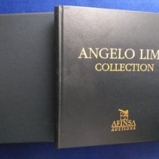 Sellos: LIBRO CON FUNDA. ANGELO LIMA COLLECTION. AFINSA AUCTIONS. CATALOGO CLASICOS DE PORTUGAL.. Lote 214549060