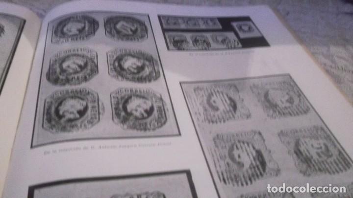 Sellos: REVISTA DE LA EXPOSICION CONMEMORATIVA DEL CENTENARIO DEL SELLO ESPAÑOL- Nº 2 - MADRID 1950 - Foto 12 - 215512475