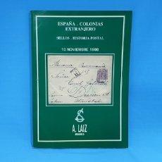 Sellos: ESPAÑA - COLONIAS EXTRANJERO - SELLOS - HISTORIA POSTAL 1998. Lote 215991712