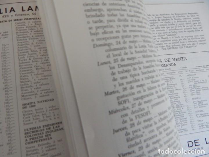 Sellos: 5 Revistas / Coleccionismo Filatélico Revista de intercambios y filatelia - Años 1970 (4) y 1971 - Foto 5 - 219253066