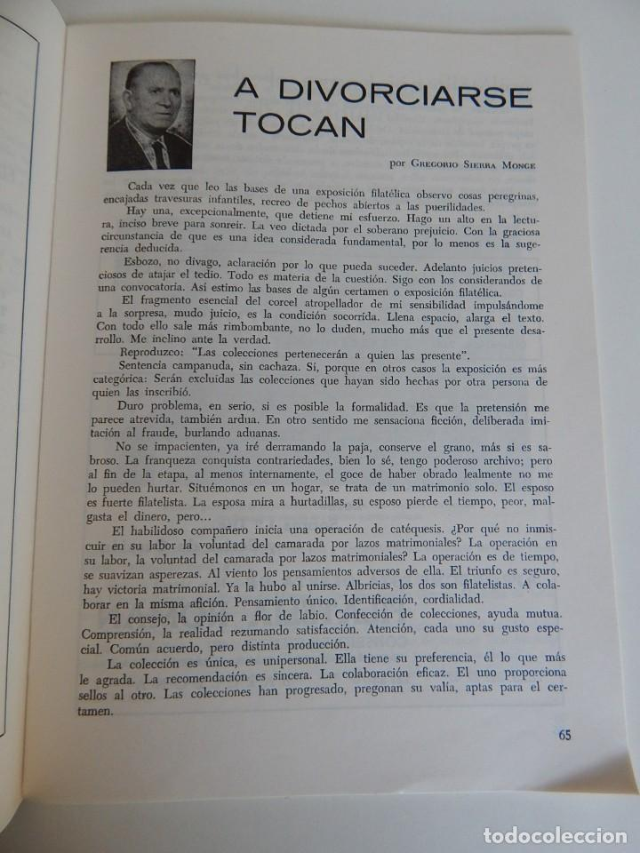 Sellos: 5 Revistas / Coleccionismo Filatélico Revista de intercambios y filatelia - Años 1970 (4) y 1971 - Foto 6 - 219253066