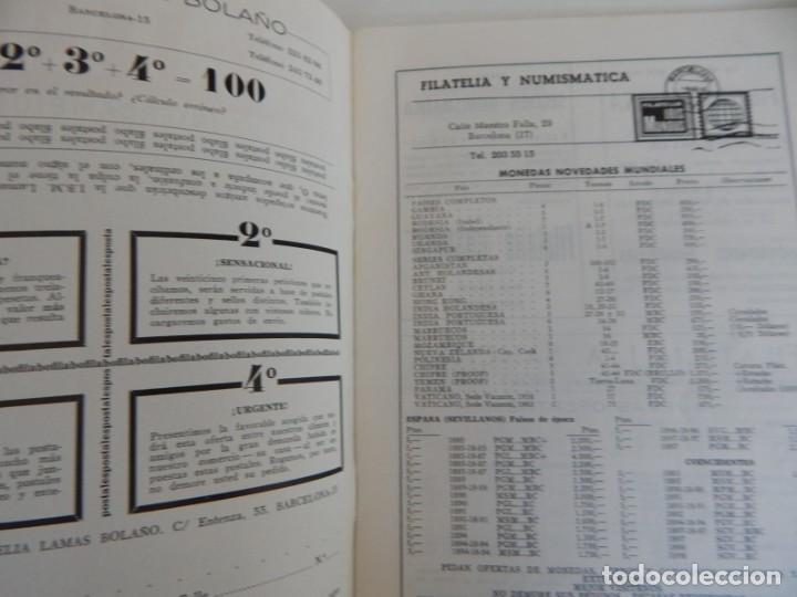 Sellos: 5 Revistas / Coleccionismo Filatélico Revista de intercambios y filatelia - Años 1970 (4) y 1971 - Foto 10 - 219253066