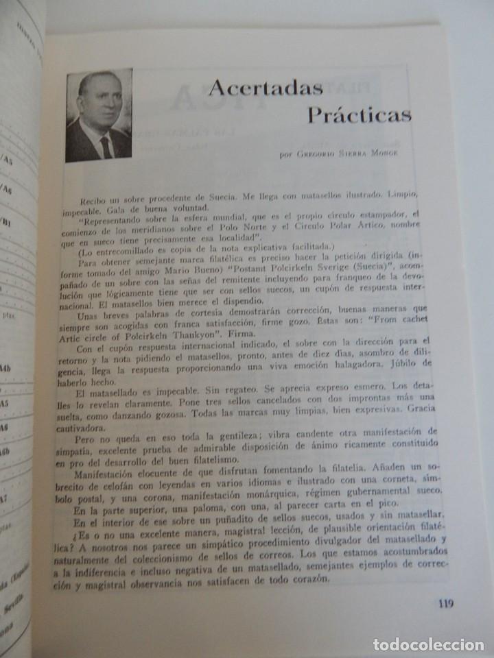Sellos: 5 Revistas / Coleccionismo Filatélico Revista de intercambios y filatelia - Años 1970 (4) y 1971 - Foto 14 - 219253066