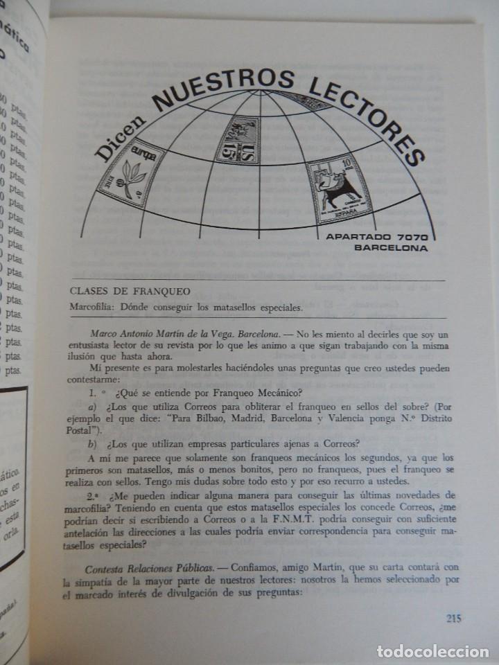 Sellos: 5 Revistas / Coleccionismo Filatélico Revista de intercambios y filatelia - Años 1970 (4) y 1971 - Foto 17 - 219253066