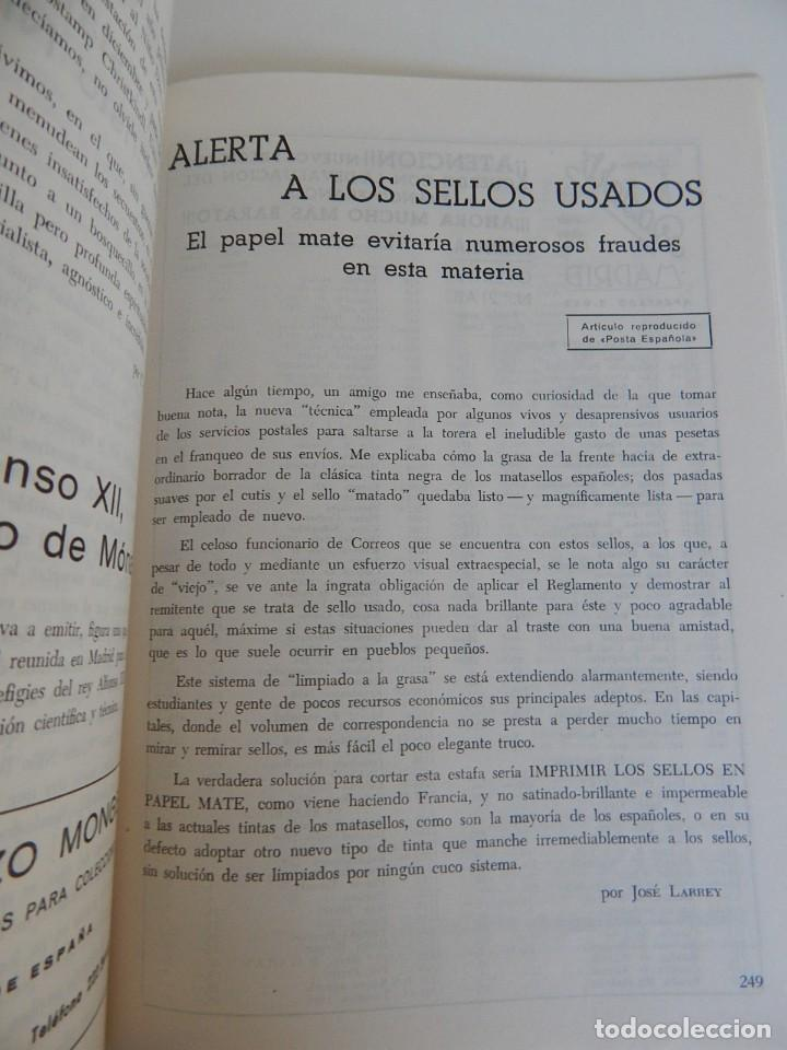 Sellos: 5 Revistas / Coleccionismo Filatélico Revista de intercambios y filatelia - Años 1970 (4) y 1971 - Foto 19 - 219253066