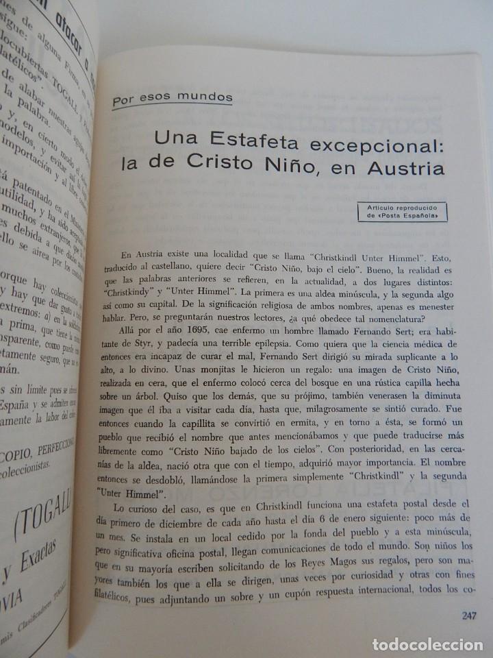 Sellos: 5 Revistas / Coleccionismo Filatélico Revista de intercambios y filatelia - Años 1970 (4) y 1971 - Foto 20 - 219253066