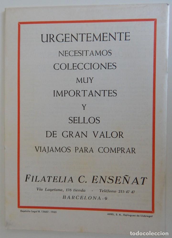 Sellos: 5 Revistas / Coleccionismo Filatélico Revista de intercambios y filatelia - Años 1970 (4) y 1971 - Foto 22 - 219253066