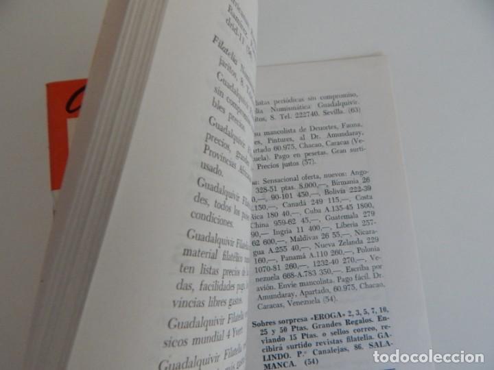 Sellos: 5 Revistas / Coleccionismo Filatélico Revista de intercambios y filatelia - Años 1970 (4) y 1971 - Foto 24 - 219253066