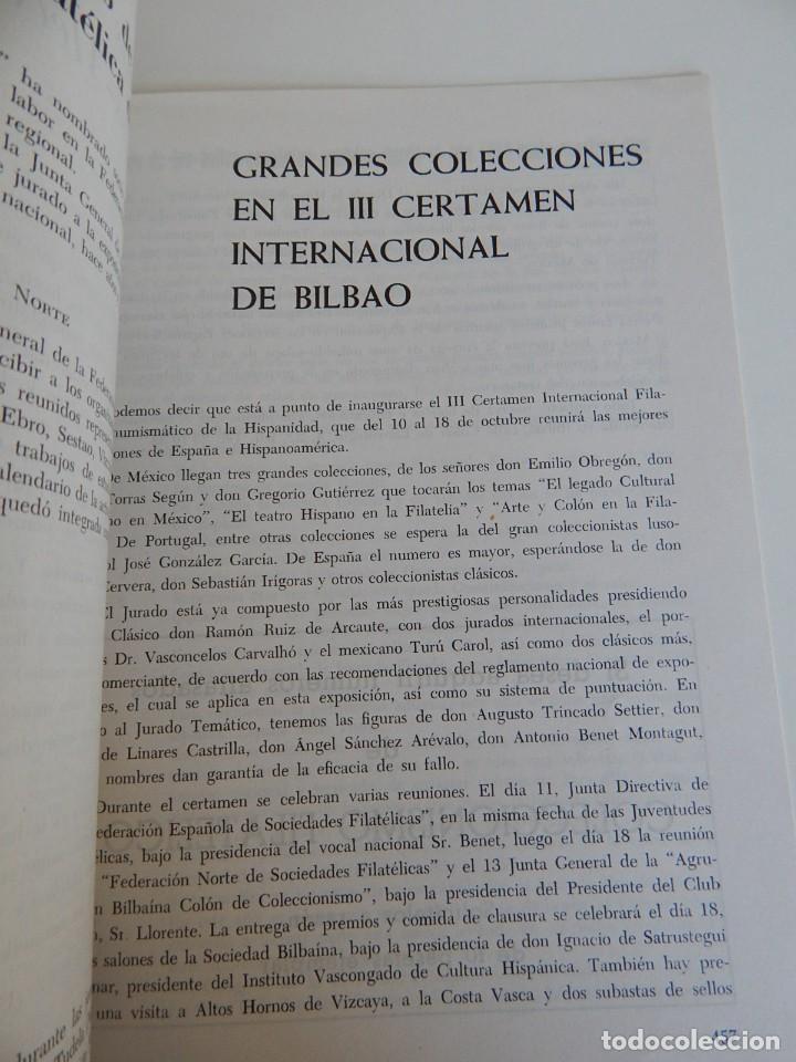 Sellos: 5 Revistas / Coleccionismo Filatélico Revista de intercambios y filatelia - Años 1970 (4) y 1971 - Foto 25 - 219253066