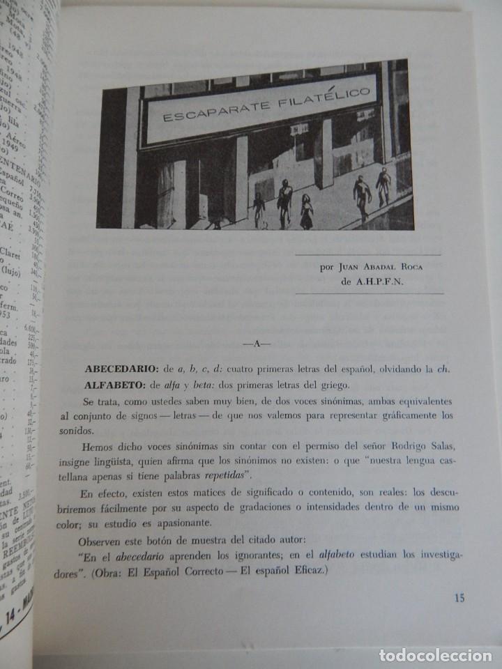 Sellos: 5 Revistas / Coleccionismo Filatélico Revista de intercambios y filatelia - Años 1970 (4) y 1971 - Foto 30 - 219253066