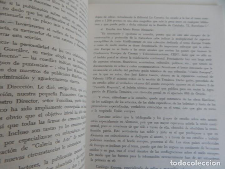 Sellos: 5 Revistas / Coleccionismo Filatélico Revista de intercambios y filatelia - Años 1970 (4) y 1971 - Foto 31 - 219253066