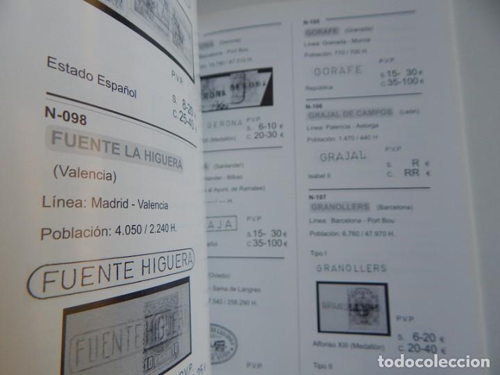 Sellos: Arturo Navarro - Marcas lineales de estación utilizadas como matasellos - Foto 4 - 219264141