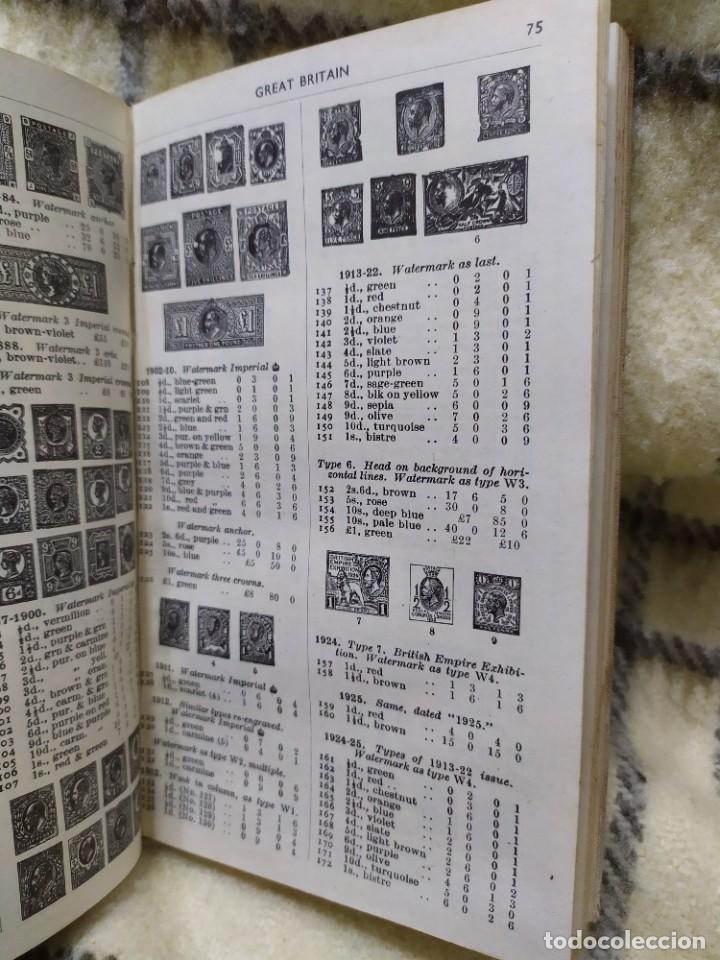 Sellos: 1948. Catálogo de sellos postales del mundo. Imperio Británico, Egipto, Iraq, Nepal y Transjordania. - Foto 10 - 219344470