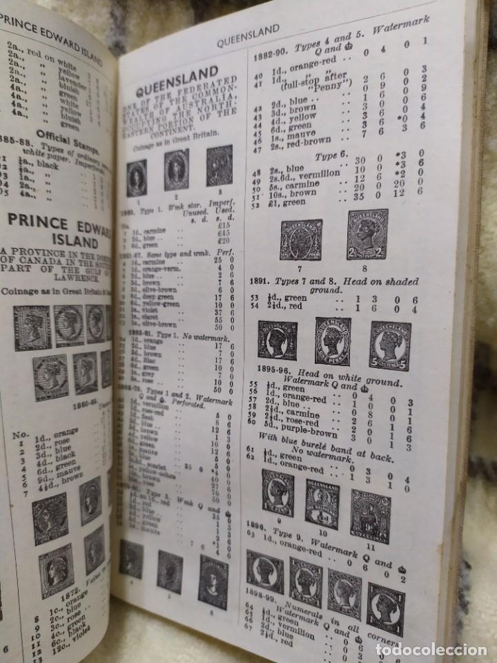 Sellos: 1948. Catálogo de sellos postales del mundo. Imperio Británico, Egipto, Iraq, Nepal y Transjordania. - Foto 14 - 219344470