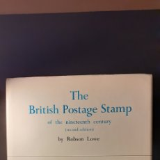 Sellos: THE BRITISH POSTAGE STAMP. Lote 222003408