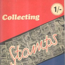 Sellos: COLLECTING STAMPS - A GUIDE FOR BEGINNERS - 1977 - DOUGLAS ARMSTRONG (EDITOR OF STAMP COLLECTING). Lote 222237953