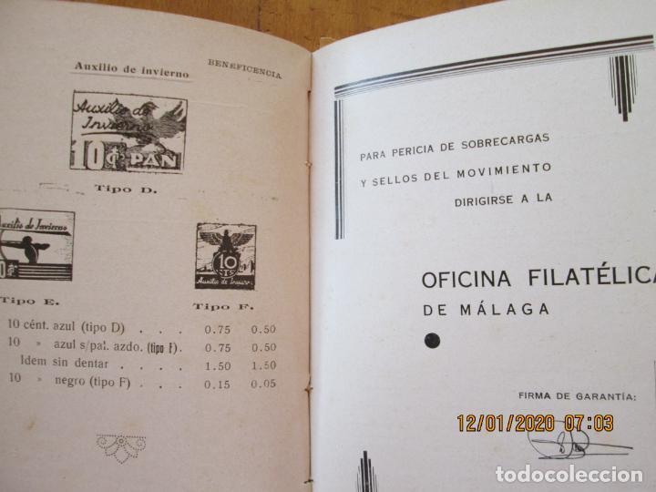 Sellos: OFILMA - CATALOGO DE SELLOS DE CORREOS EMITIDOS DESDE EL 17 DE JULIO 1936 - Foto 2 - 228512190