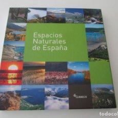 Sellos: ER * ESPACIOS NATURALES DE ESPAÑA * CORREOS. Lote 231248575