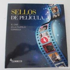 Sellos: ER * LIBRO * SELLOS DE PELICULA * CORREOS. Lote 232626980