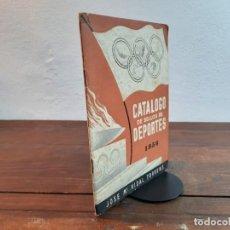 Sellos: CATALOGO DE SELLOS DE DEPORTES 1956 - JOSE Mª VIDAL TORRENS - 6ª EDICION. Lote 233035595