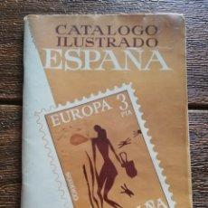 Sellos: LOTE CATÁLOGO SELLOS ESPAÑA 1970 Y 1976. Lote 237100810