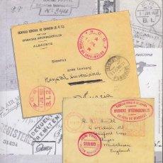 Sellos: LA HISTORIA Y EL SERVICIO POSTAL DE LAS BRIGADAS INTERNACIONALES. E.L. HELLER (2007). Lote 237173710