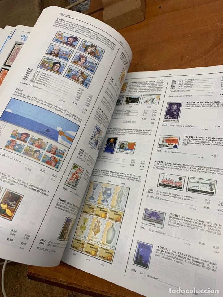 Sellos: Catálogo unificado edifil de sellos españoles - Foto 4 - 240793625