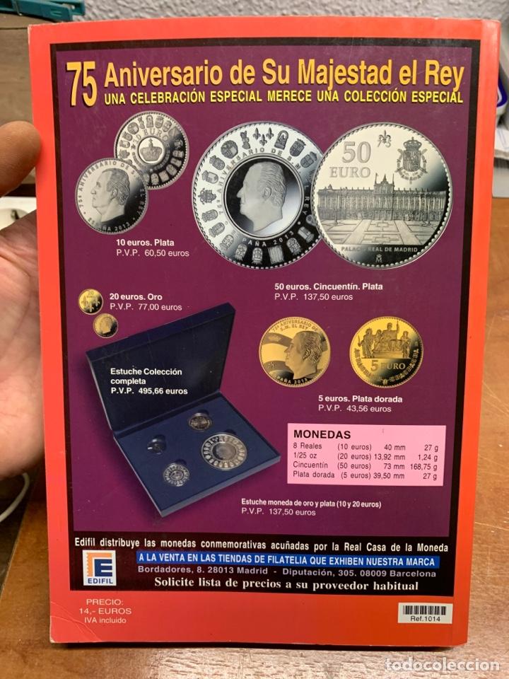 Sellos: Catálogo unificado edifil de sellos españoles - Foto 6 - 240793625