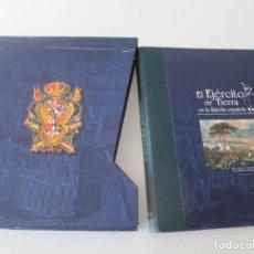 Sellos: ER * EL EJÉRCITO DE TIERRA EN LA FILATELIA ESPAÑOLA 1927-2002 – CORREOS * ACADEMIA GENERAL.. Lote 242043935