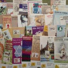 Sellos: LOTE DE FOLLETOS EMISION DE SELLOS 1998 (37) -SERVICIO FILATELICO ESPAÑA. Lote 243945025
