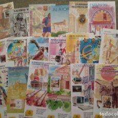 Sellos: LOTE DE FOLLETOS EMISION DE SELLOS 1999 (19) -SERVICIO FILATELICO ESPAÑA. Lote 243945075