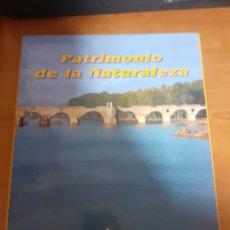 Sellos: LIBRO PATRIMONIO DE LA NATURALEZA RIOS. Lote 245201325