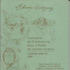 Sellos: CATALOGO CARTELES 2005. Lote 247793715