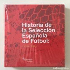 Sellos: 2011-ESPAÑA LIBRO CORREOS HISTORIA DE LA SELECCIÓN ESPAÑOLA DE FÚTBOL: FURIA ROJA - NUEVO -. Lote 248425580