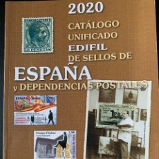 Sellos: CATALOGO ESPAÑA MAS DEPENDENCIAS POSTALES 2020.. Lote 255406515