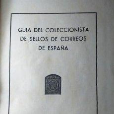 Selos: C6- GUIA DEL COLECCIONISTA DE SELLOS DE CORREOS TOMO I 1850 - 1854 DE A TORT GRAN OBRA CON TODAS LA. Lote 263121030