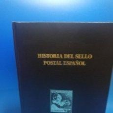Selos: HISTORIA DEL SELLO POSTAL ESPAÑOL. SEGUNDO CENTENARIO 1950-1957. MONTALBAN ALVAREZ. 1884. PAGS. 283.. Lote 263678655