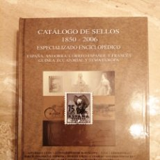 Timbres: CATALOGO ESPECIALIZADO ENCICLOPÉDICO FILABO 2006. Lote 267350034