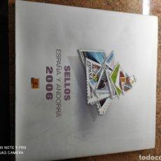 Sellos: ALBUM DE SELLOS COMPLETO AÑO 2006. Lote 269162673