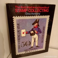 Sellos: THE ILLUSTRATED ENCYCLOPEDIA OF STAMP COLLECTION, PHILATELIC CATALOGUE, HAMLYN, LONDON, 1970. Lote 277267723