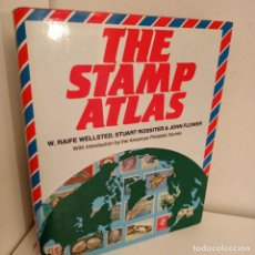 Sellos: THE STAMP ATLAS, V.V.A.A., PHILATELIC CATALOGUE, FACT ON FILE PUBLICATIONS, 1986. Lote 277268093